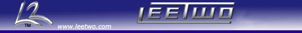 LEETWO Metal Inc Logo